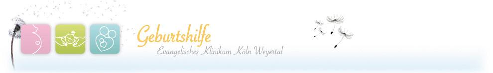 Geburtshilfe - Evangelisches Krankenhaus Köln-Weyertal